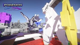 Thật tuyệt vời – Có thể chơi Pokemon trong Minecraft