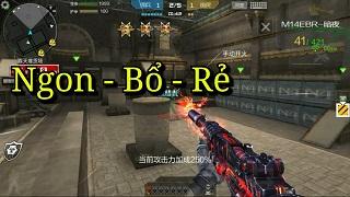 Sức mạnh của 3 vũ khí mới M14EBR - Born Beast, AK-47 - Earl và USP Earl