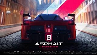 Bom tấn đua xe Asphalt 9: Legends vừa mở cửa soft-launch trên iOS