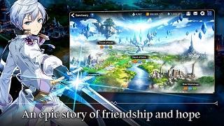 Epic Seven đã ra mắt, các bạn đã tải về chưa