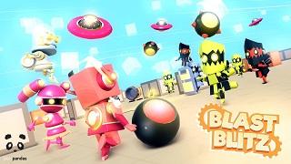 Blast Blitz - truyền nhân huyền thoại Bomberman vừa đặt chân lên Mobile