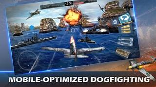 Siêu phẩm không chiến War Wings sắp đến tay game thủ mobile