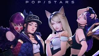 LMHT: 'POP/STARS' của K/DA đứng top 1 BXH Billboard thế giới