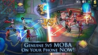 Riot Games kiện công ty Trung Quốc làm nhái LMHT bản mobile