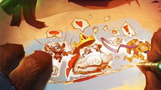 Liên Minh Huyền Thoại mở lại chế độ chơi về vị vua Poro