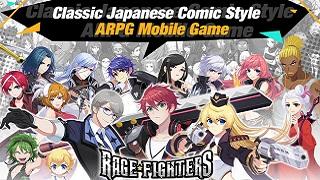 Rage Campus: Crows – Mobile hành động đậm chất anime