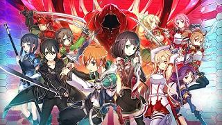 Siêu phẩm Sword Art Online: Integral Factor chuẩn bị phát hành trên di động