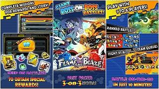 FLAME×BLAZE – bom tấn MOBA từ Square Enix đã mở cửa cho game thủ iOS