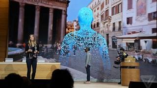 """HoloLens có thể """"biến thật thành ảo, ảo thành thật"""" với giá chỉ hơn 6 triệu"""