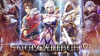 Bom tấn Soulcalibur 6 bất ngờ ấn định ra mắt ngay tháng 10 năm nay