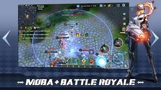 Survival Heroes – Game sinh tồn phong cách moba bất ngờ mở cửa ở ĐNÁ