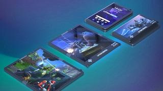 Hé lộ về smartphone kiêm máy chơi game độc đáo của Samsung