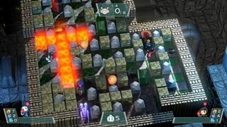 Xem 15 phút gameplay tuyệt vời của huyền thoại đặt bom Bomberman