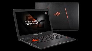 ASUS RoG Strix GL553VW - Laptop gaming bình dân siêu chất