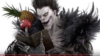 Thần chết Ryuk trong Death Note cover Pen-Pineapple-Apple-Pen siêu chất