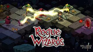 Rogue Wizards – game RPG phong cách Roguelike thú vị vừa đổ bộ mobile
