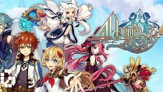 Alchemia Story - tựa MMORPG với đồ họa siêu dễ thương vừa cập bến di động