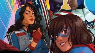 Marvel 'lên lịch' ra mắt vũ trụ hoạt hình mới với tên gọi Marvel Rising