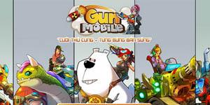 Gunbound Mobile đã sẵn sàng cho phiên bản Open Beta