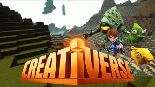 "Creativerse – tựa game ""MineCraft Online"" đang gây bão trên Steam"
