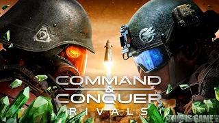 Bom tấn Command & Conquer: Rivals đã chính thức cập bến toàn cầu