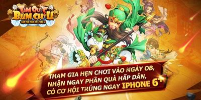 Game thủ Việt hẹn nhau chơi nhận code Open Beta Tam Quốc Bùm Chíu