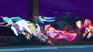 LMHT: Riot đốn tim game thủ bằng loạt trang phục Vệ Binh Tinh Tú mới cực đẹp