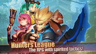Hunters League – tựa game ARPG Team-basedvừa ra mắt phiên bản quốc tế