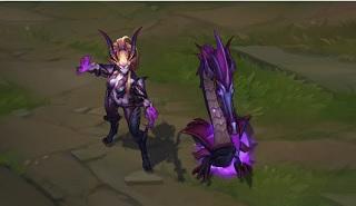 Cập nhật PBE LMHT: Ra mắt trang phục rồng của Zyra và Xin Xhao, Chỉnh sửa Aatrox, Leblanc