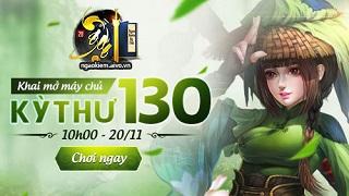 Playpark tặng 200 Giftcode game Ngạo Kiếm Kỳ Thư