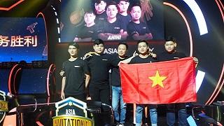 Đại diện CFL Việt Nam Ahihi xuất sắc giành vé vào bán kết CFMAI Thượng Hải