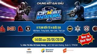 CFMI 2018: Đại chiến 08 đội tuyển mạnh nhất thế giới tại TPHCM
