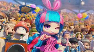 MapleStory 2 giới thiệu thêm nhân vật mới với trailer hấp dẫn