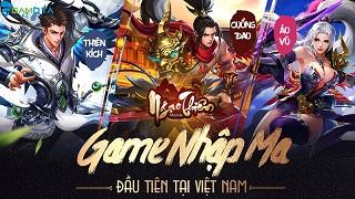 Ngạo Thiên Mobile về tay Gamota, rục rịch ra mắt game thủ Việt trong tháng 4