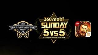 Đến Đà Nẵng, tìm đội vô địch tham dự giải 360mobi Pro League