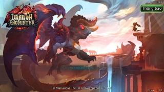 Siêu phẩm Dragon Encounter ấn định ngày phát hành