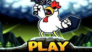 Năm con gà, ta chơi game con gà