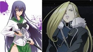 Top 10 kiểu tóc khác thường nhưng siêu dễ thương trong thế giới Anime (Phần cuối)