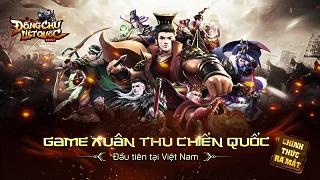 Dzogame tặng 300 Giftcode game Đông Chu Liệt Quốc