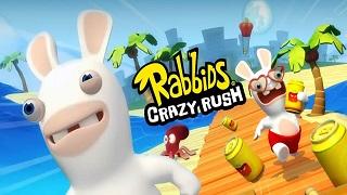 """""""Giải cứu"""" Thỏ Ngọc với tựa game vui nhộn Rabbids Crazy Rush"""