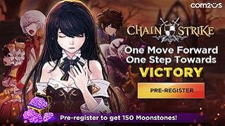 'Mổ xẻ' Chain Strike- sản phẩm sắp ra mắt của Com2us