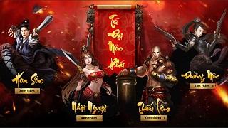 Playpark tặng 500 Giftcode game Tiếu Ngạo Giang Hồ Mobile