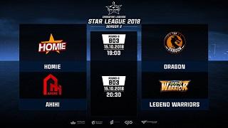 CrossFire Legends Star League 2018: Kịch tính lên đến đỉnh điểm, đón xem 19h ngày 15/10