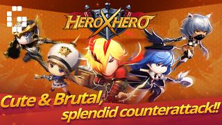 Hero x Hero – tựa ARPG cực hot xứ Hàn đã đến tay game thủ quốc tế