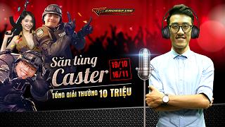 "NPH VNG ""Săn Lùng Caster"" cho Crossfire Legends"