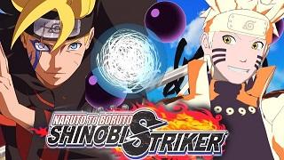 Bom tấn Naruto To Boruto: Shinobi Striker ấn định Open Beta ngay ngày mai