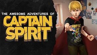 Tựa game siêu anh hùng Captain Spirit cực ấn tượng đã chính thức đổ bộ