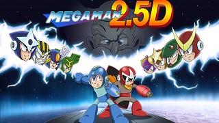 Tải ngay Mega Man fan Remake cực kỳ tuyệt vời