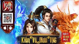 Playpark tặng 350 Giftcode game Kiếm Vũ Mobi VNG