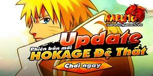Naruto Gaident 'Hokage Đệ Thất' chính thức ra mắt